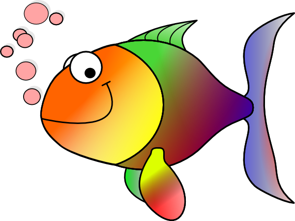 Rainbow Trout Clip Art