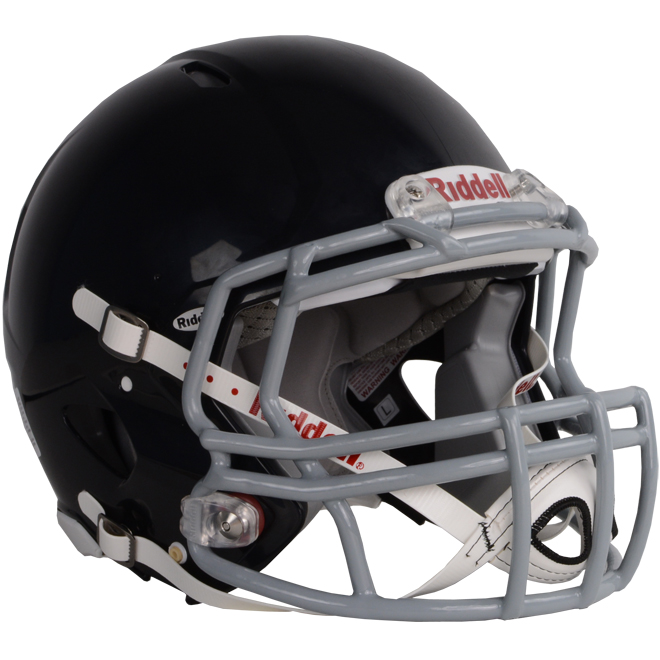 Riddell Revolution Speed Youth Football Helmet With Facemask