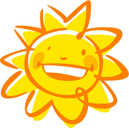 Smiling Sun Images