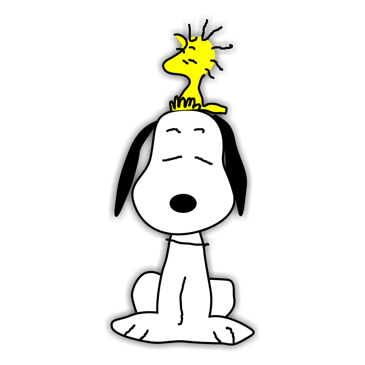 Snoopy Is A Fictional Character In The Long Running Comic Strip