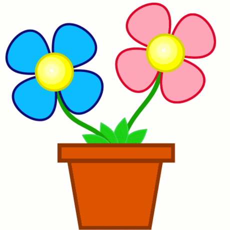 Best Spring Flowers Clip Art #24114 - Clipartion.com
