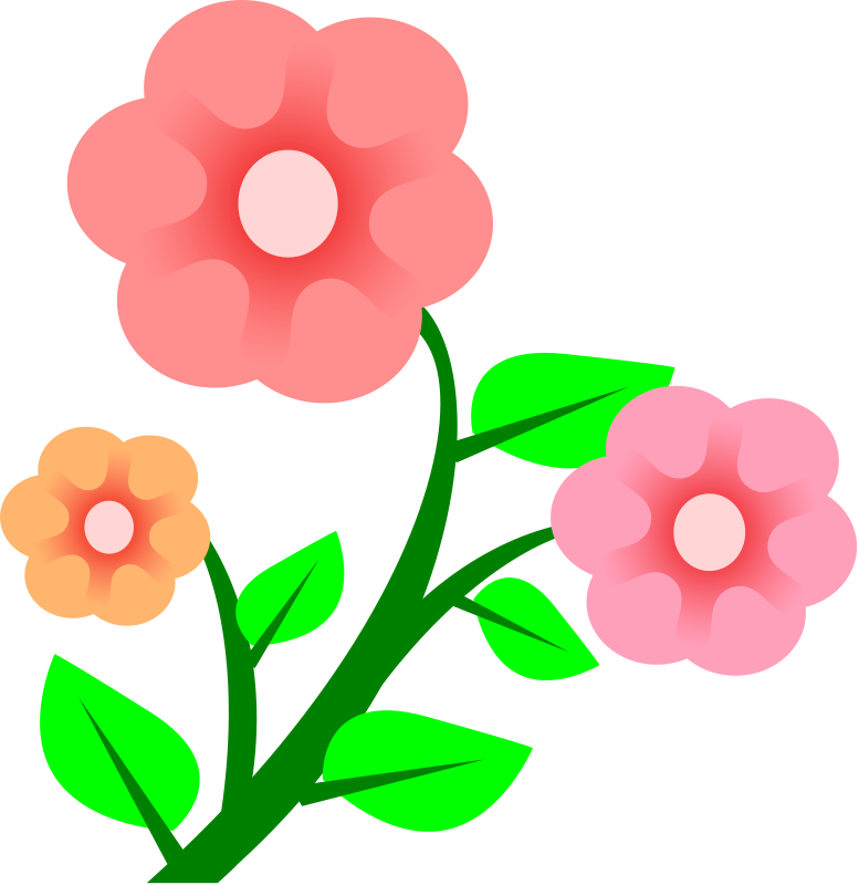 Spring Flowers Images Clip Art