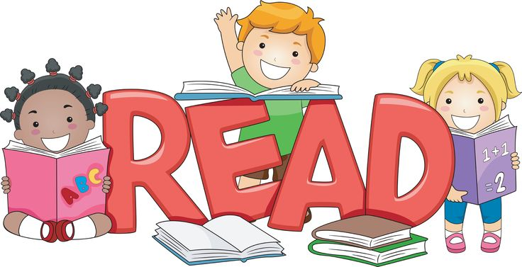 Students Reading Books Clip Art Clip Art Read Students Read