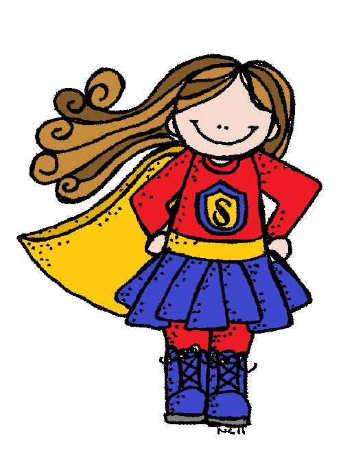Super Mom Clipart Free