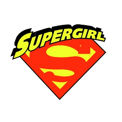 Supergirl Free Superwoman Clipart