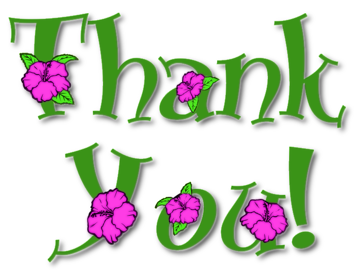 Thank You Clipart Free Clip Art Images