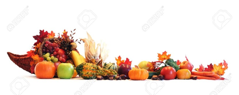Best Thanksgiving Border 22976 Clipartion Com