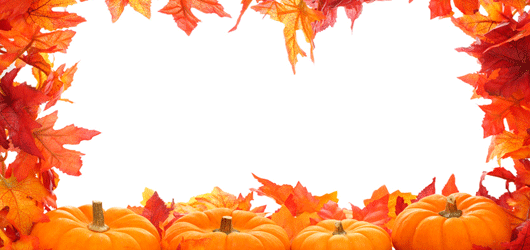 Thanksgiving Border Png 6 Png