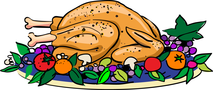 Thanksgiving Clip Art Happy Thanksgiving And Merry