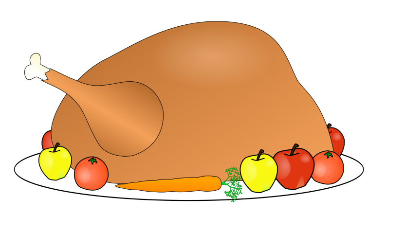 Thanksgiving Turkey Clipart Free