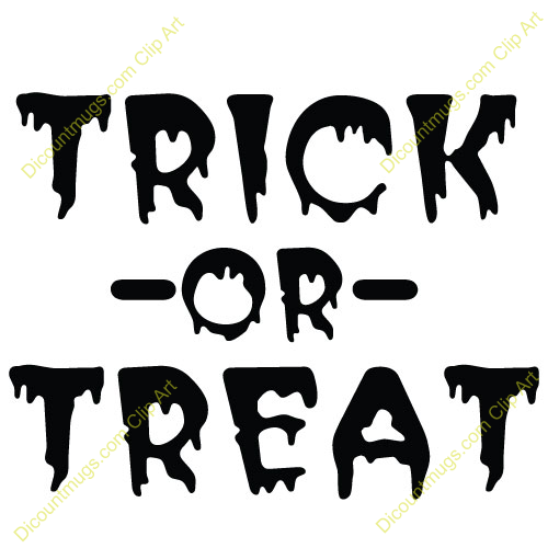 Trick Or Treat Clip Art Domitian Org