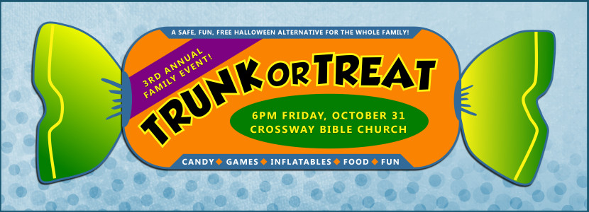 Trunk Or Treat 4 Crossway Bible Church