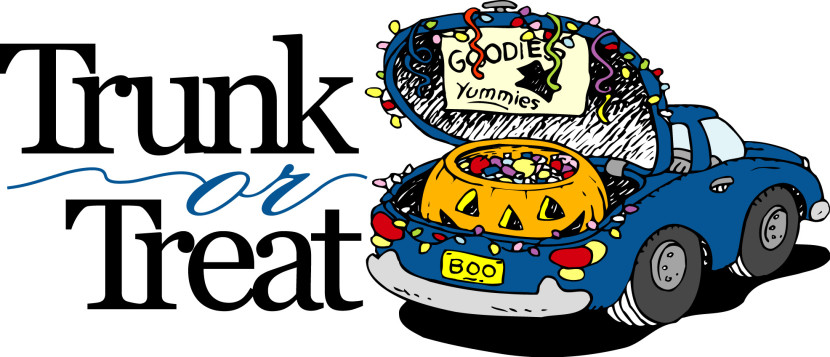 Trunk Or Treat Clipart