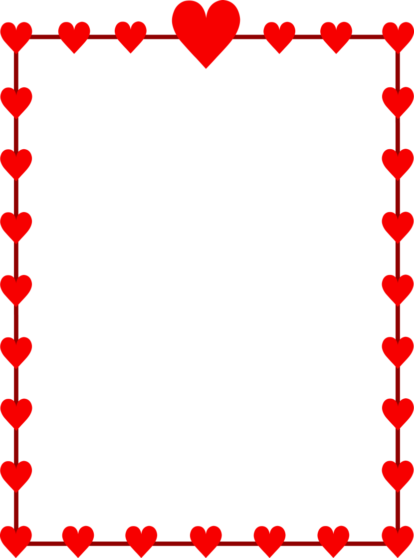 Valentine Clip Art Free Printable - Clipartion.com