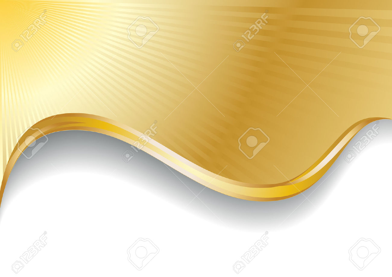 Vector Gold Background Clip Art Free Cliparts Vectors