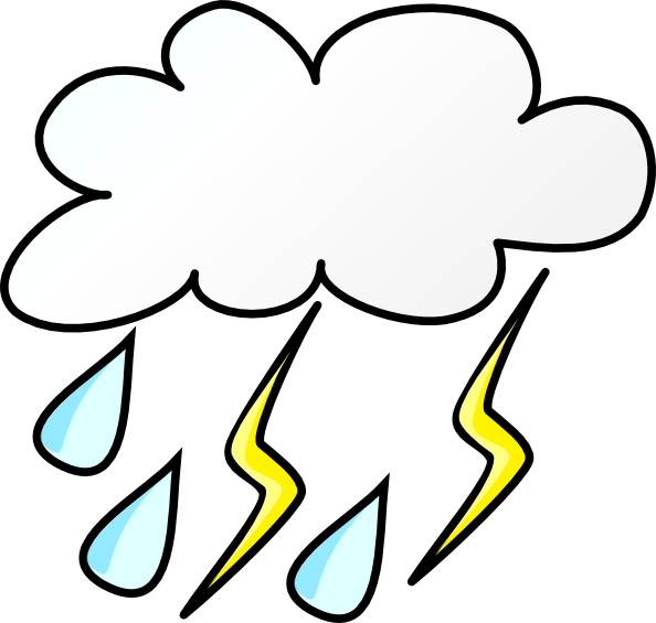 Weather Cloud Clip Art At Vector Clip Art Online