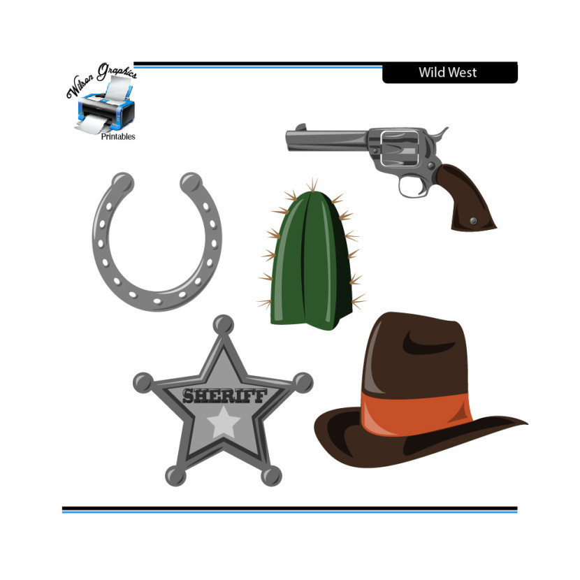 Western Clipart Free Large Images