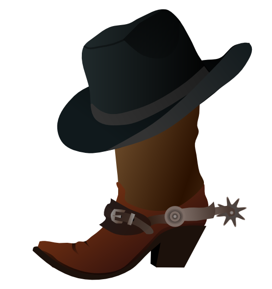 Western Clipart Free