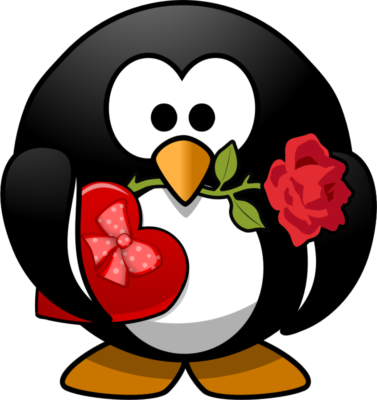 Best Animal Valentine's Clipart #24593 - Clipartion.com