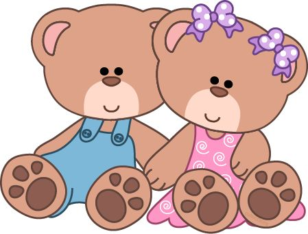 Clip Art On Graphics Teddy Bears And Bears