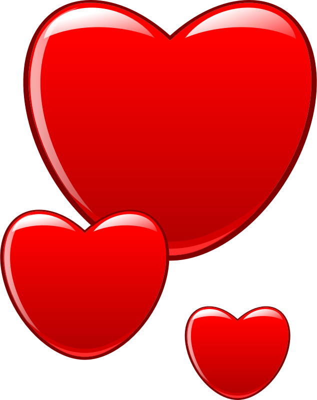 Hearts Clip Art Images Free For Commercial Use