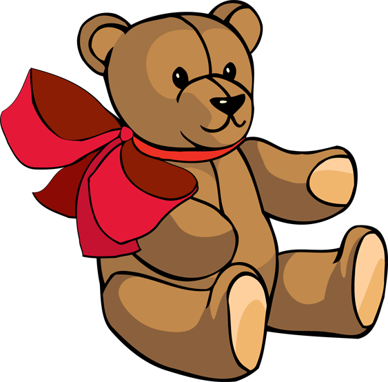 Teddy Bear Clip Art Free