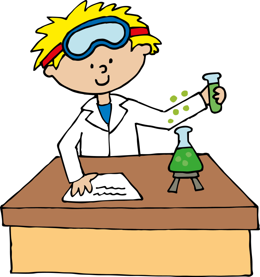 Best Science Teacher Clipart