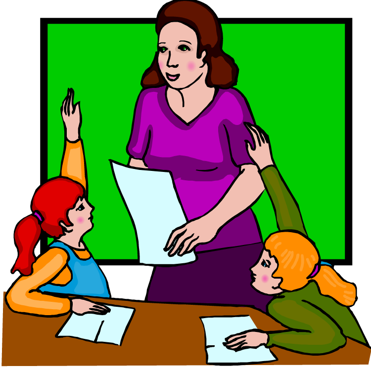 Free English Teacher Clipart