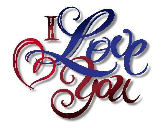 Best I Love You Clipart #24720 - Clipartion.com
