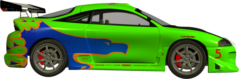Nascar Race Car Clipart