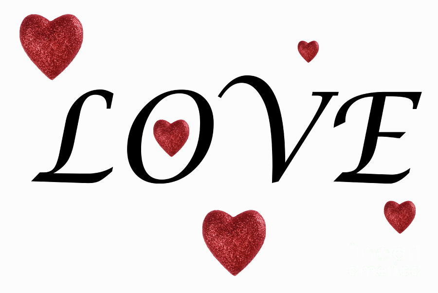 Word Love Clip Art | www.imgkid.com - The Image Kid Has It!