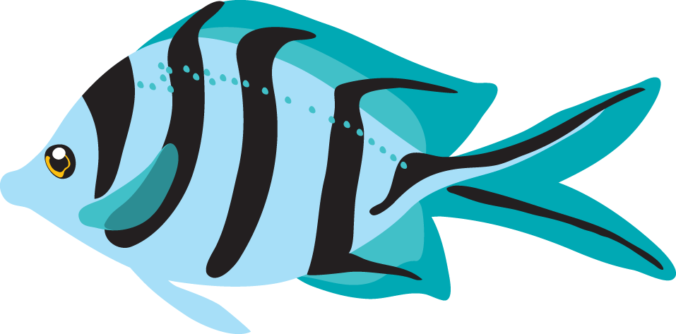 Tropical Fish Clipart Free