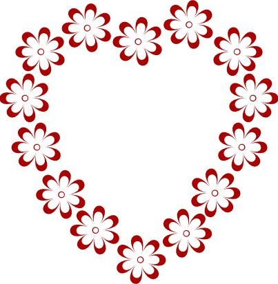 Valentines Borders And Frames Transparent Border Clipart Free