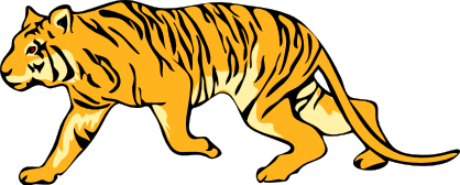 Animated Tiger