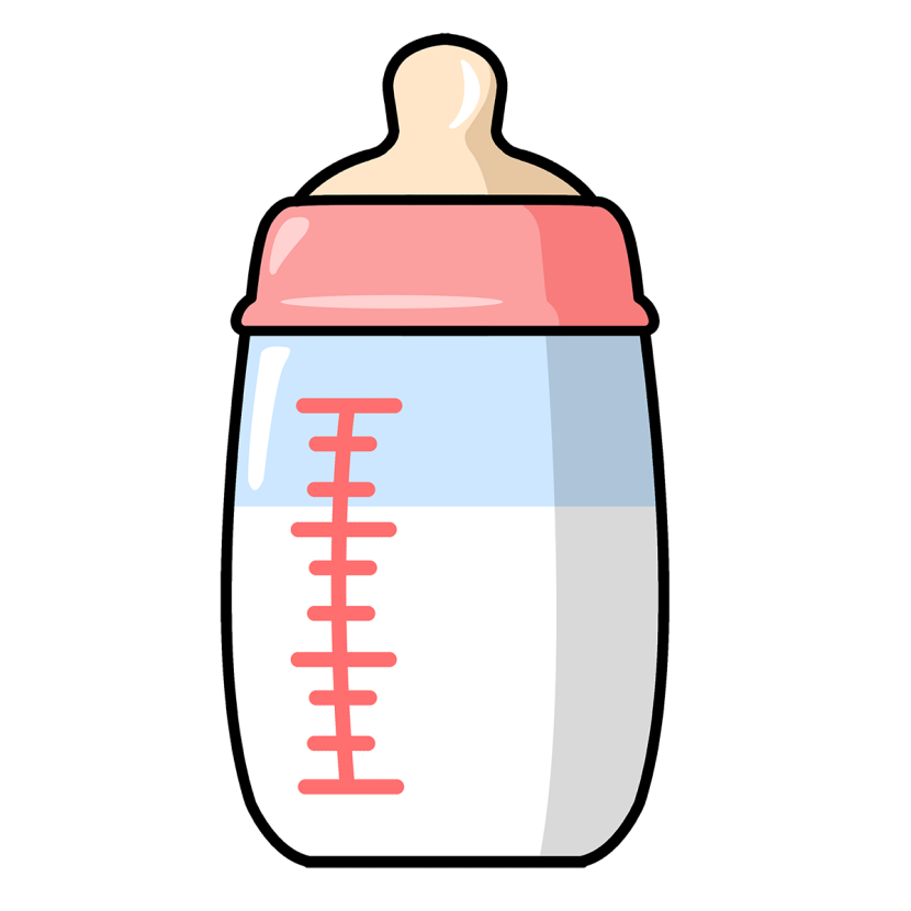 Baby Bottle Images Free For Commercial Use