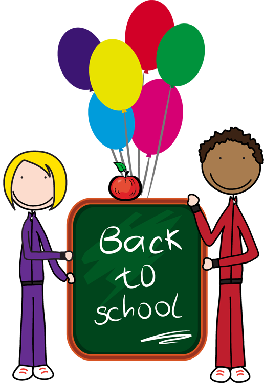 Back To School Clipart Free