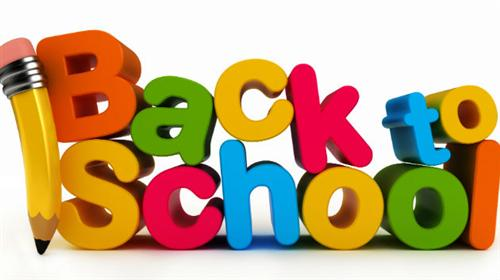 Back To School Clipart Picture