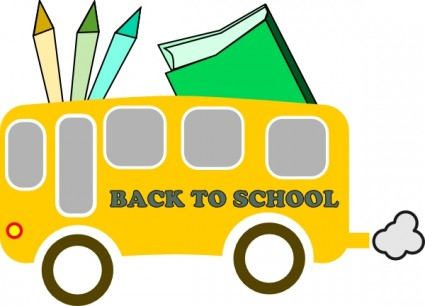 Back To School Free Vector In Open Office Drawing