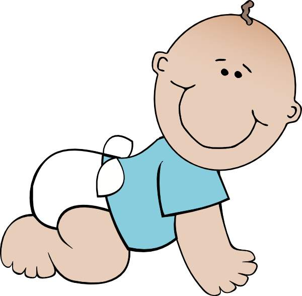 Beautiful Baby Free Baby Clipart