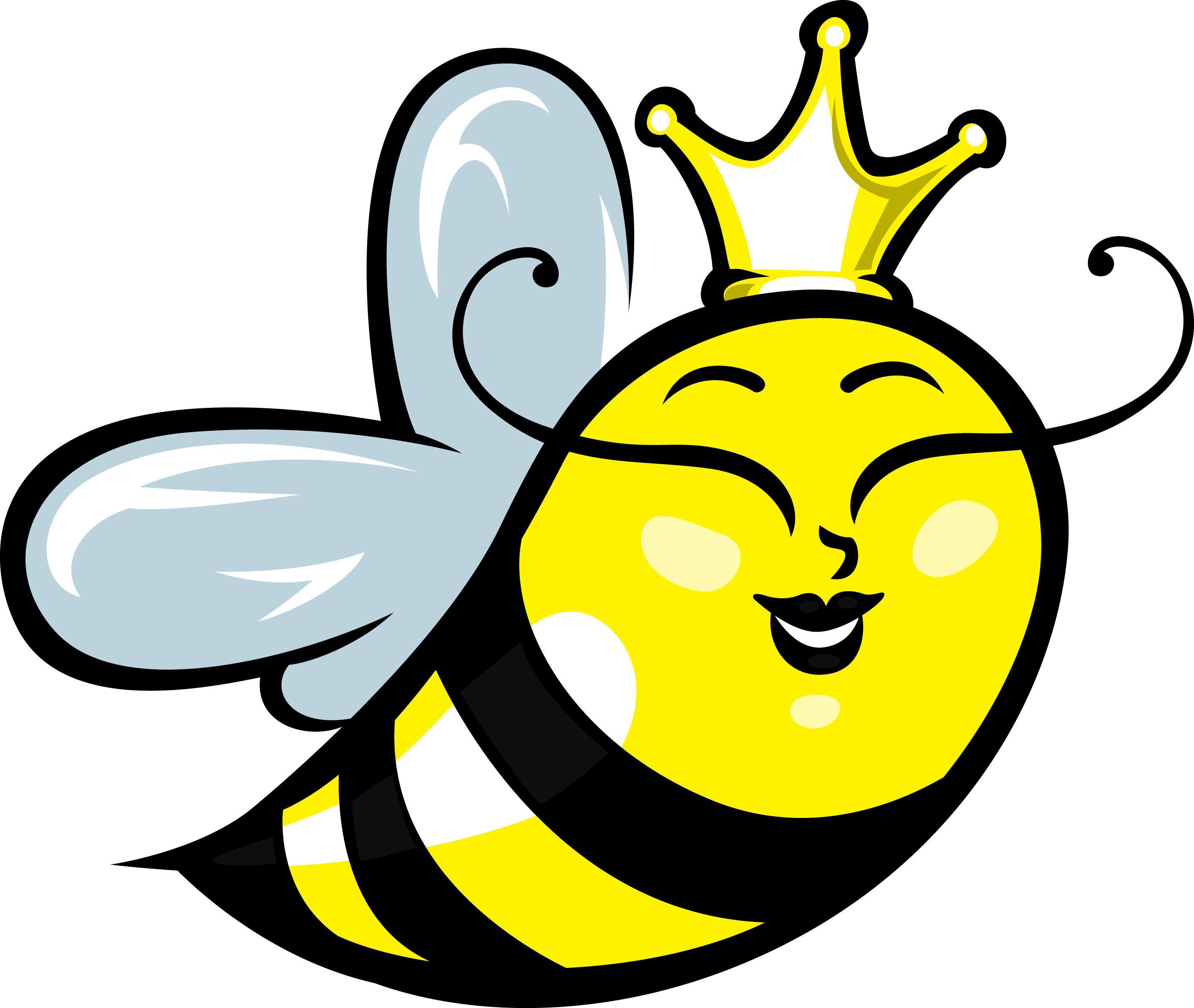 Bee Clipart Bumble Bee Free 5 All Rights Clipartbold