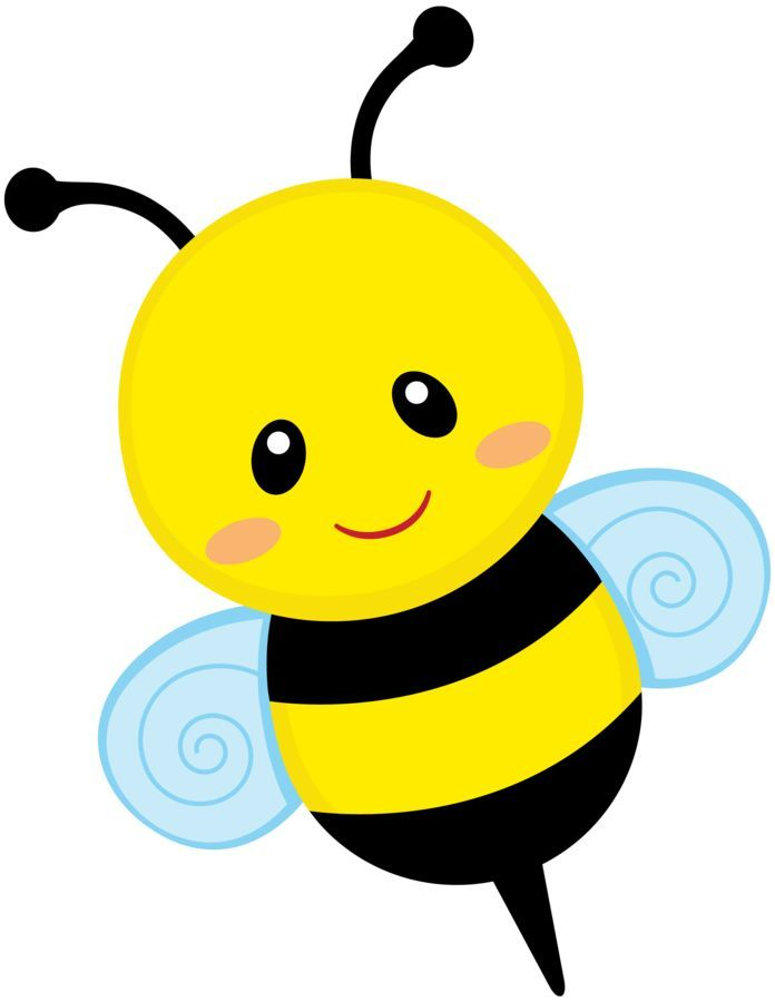 Bee Clipart Bumble Bee Free All Rights
