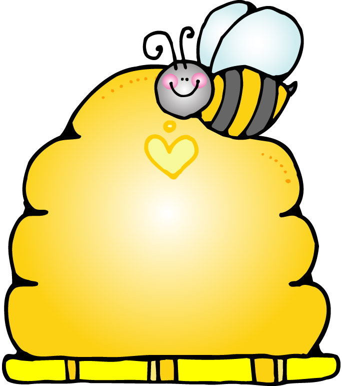 Best Beehive Clipart