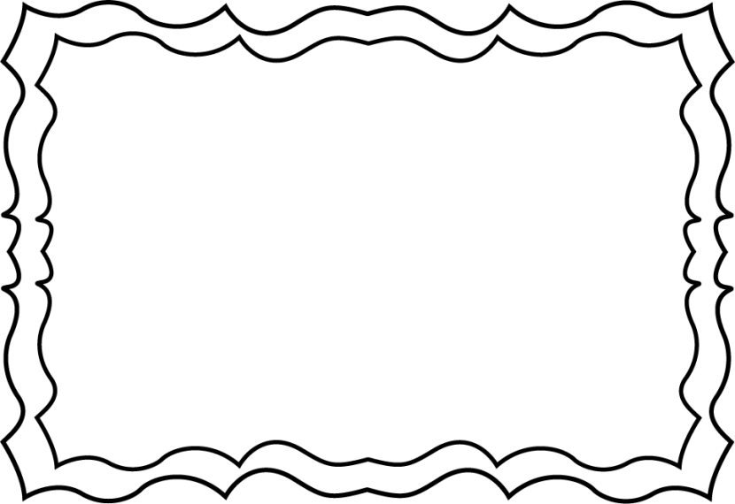 Best Black And White Border