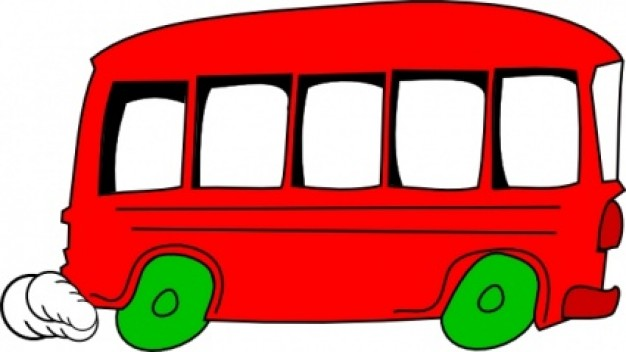 Best Bus Clipart Free School Bus Free Clipartoons