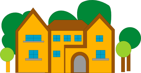 School Building Clipart - Clipartion.com