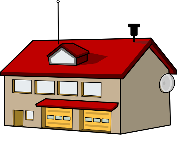 Best School Building Clipart School Buildings