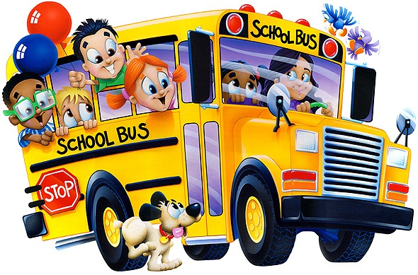 Best School Bus Clipart Free School Bus Free