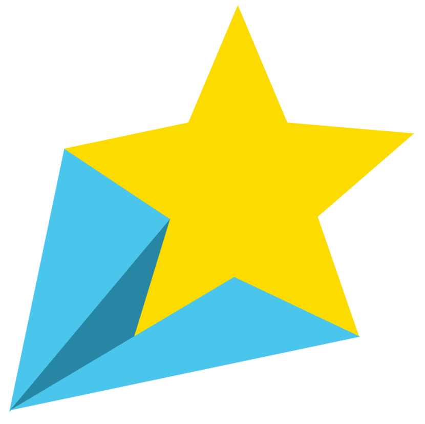Best Shooting Star Clipart
