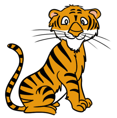 Best Tiger Clipart Tiger Free