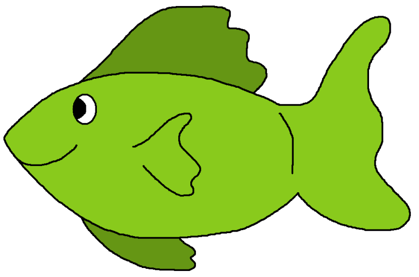 Big Fish Free Vector In Open Office Drawing